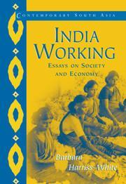 essays on indian economy book