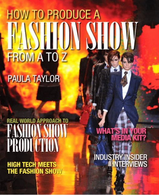 How to Produce a Fashion Show from A to Z