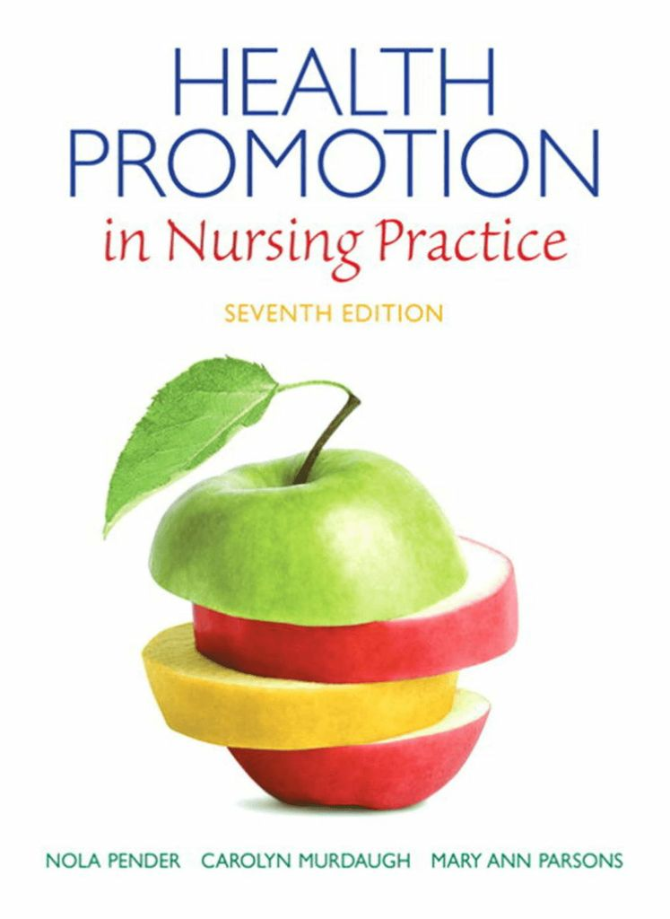 """health promotions in nursing practice Application of theory to nursing practice theresa corbo application to your current practice pender (2011) states that the purpose of her health promotion model is to """"assist nurses in understanding the major determinants of health behaviors as a basis for behavioral counseling to promote healthy lifestyles."""