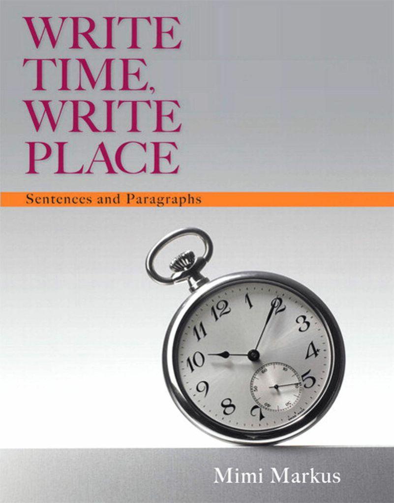 Write Time, Write Place