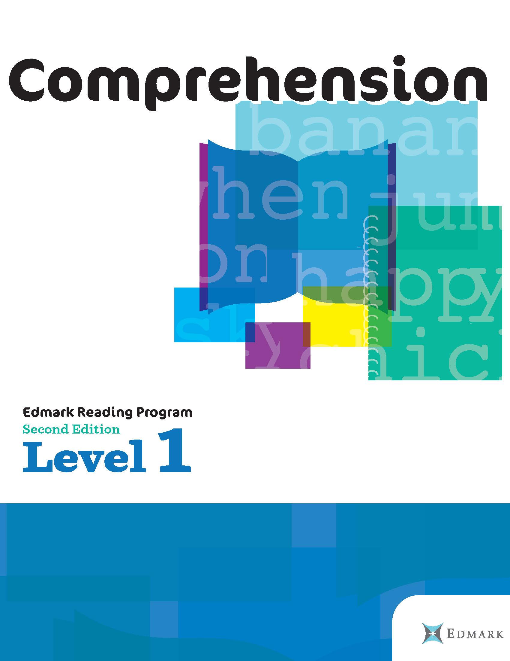 Edmark Reading Program Level 1 2e Comprehension 14394 image