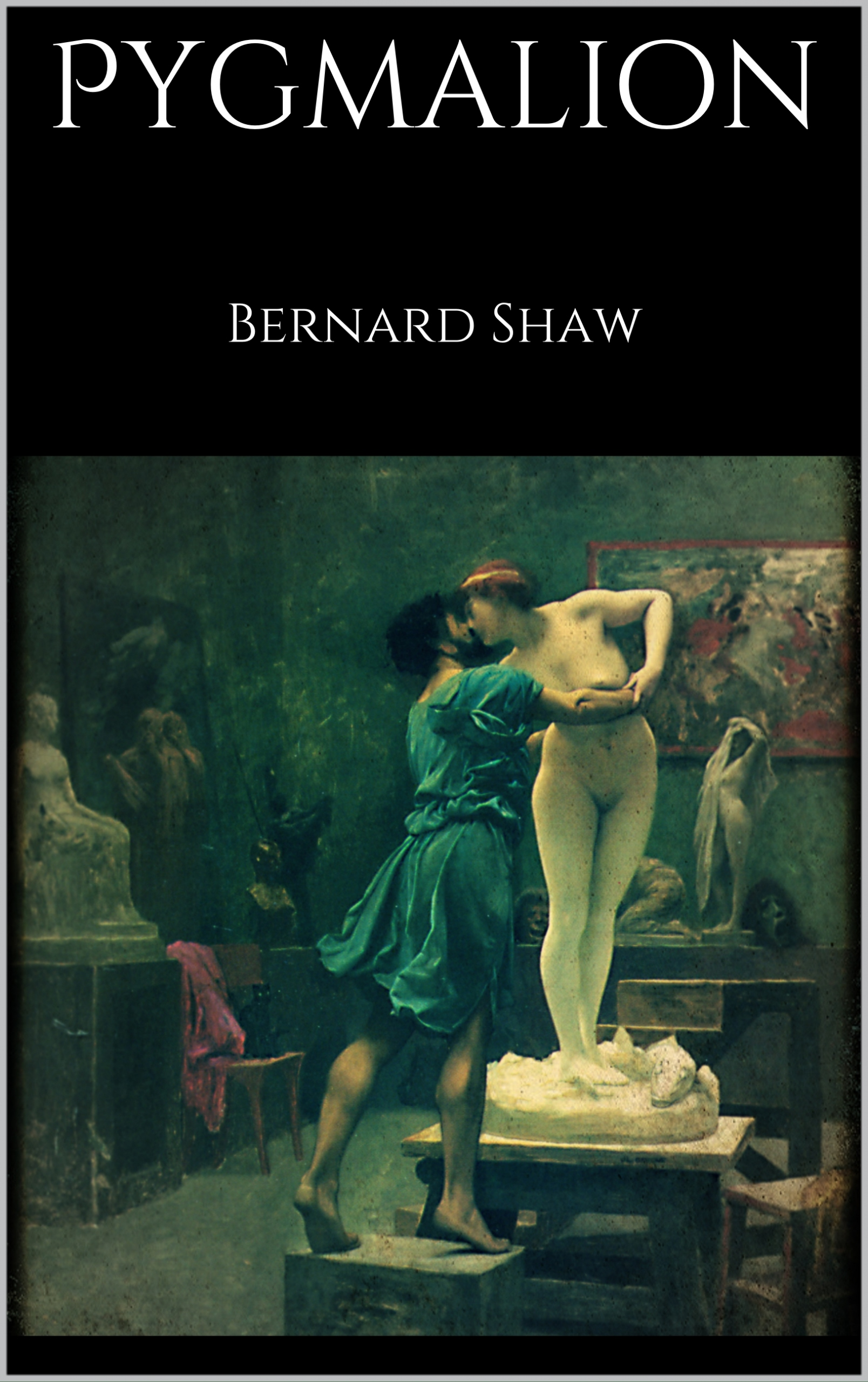 the education of eliza in the play pygmalion by george b shaw George bernard shaw's pygmalion pygmalion is a social commentary on the systems of education shaw's play provides plenty of.