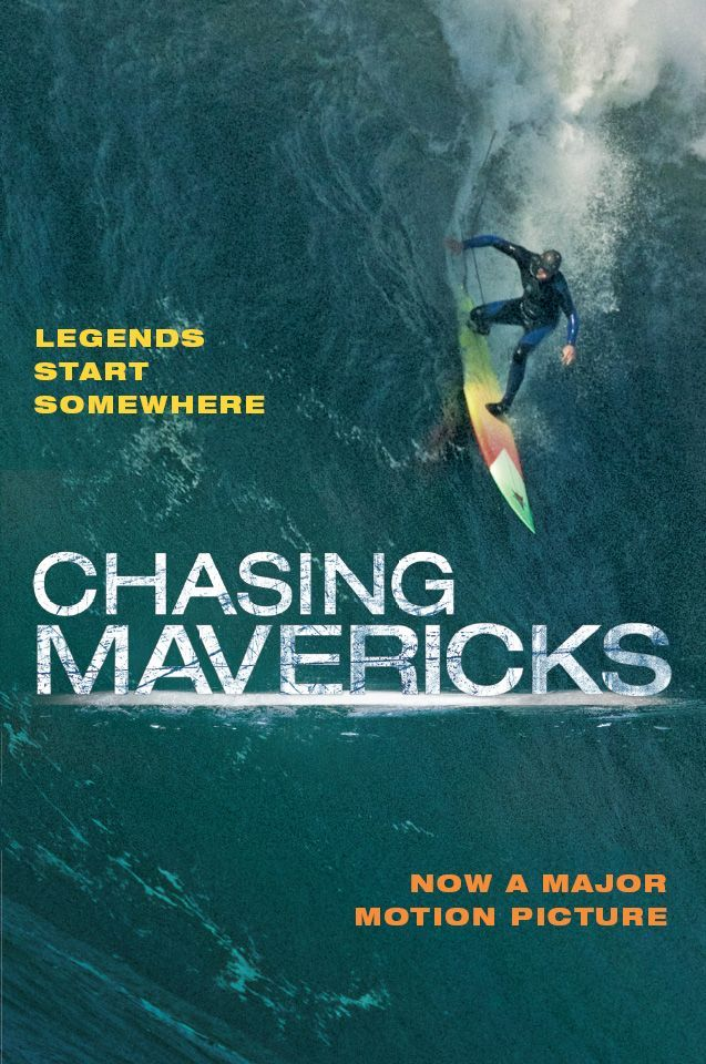 Chasing Mavericks: The Movie Novelization