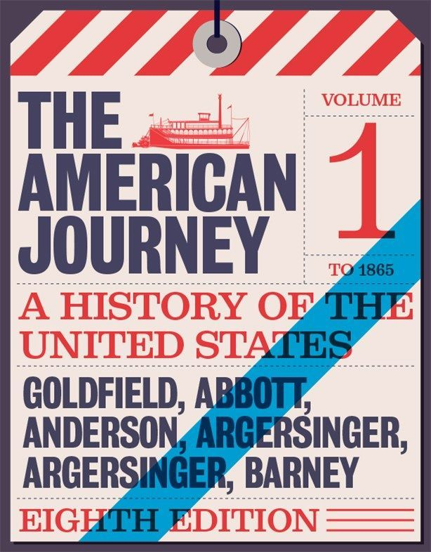 American Journey, The, Volume 1