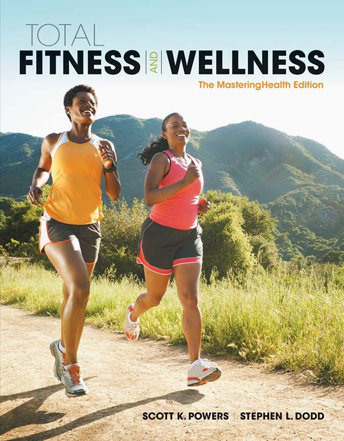Total Fitness & Wellness, The Mastering Health Edition
