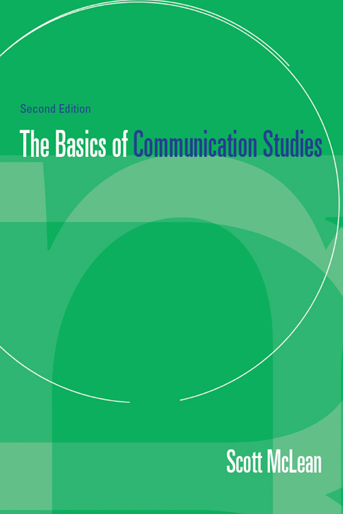Basics of Communication Studies