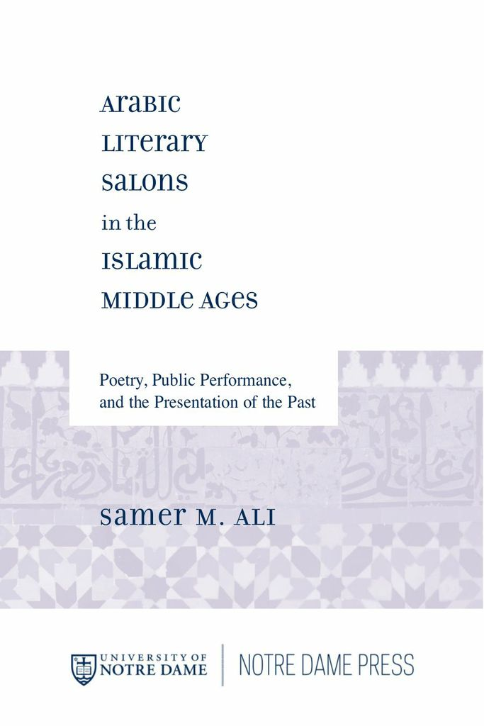 Arabic Literary Salons in the Islamic Middle Ages
