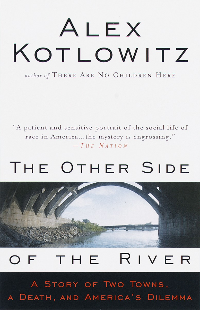 the other side of the river by alex kotlowitz I have read the book the other side of the river by alex kotlowitz and can someone please tell me who killed eric and everything about how the murder happened thank you soo much btw i have looked at every website like sparknotes and i couldnt find anything.