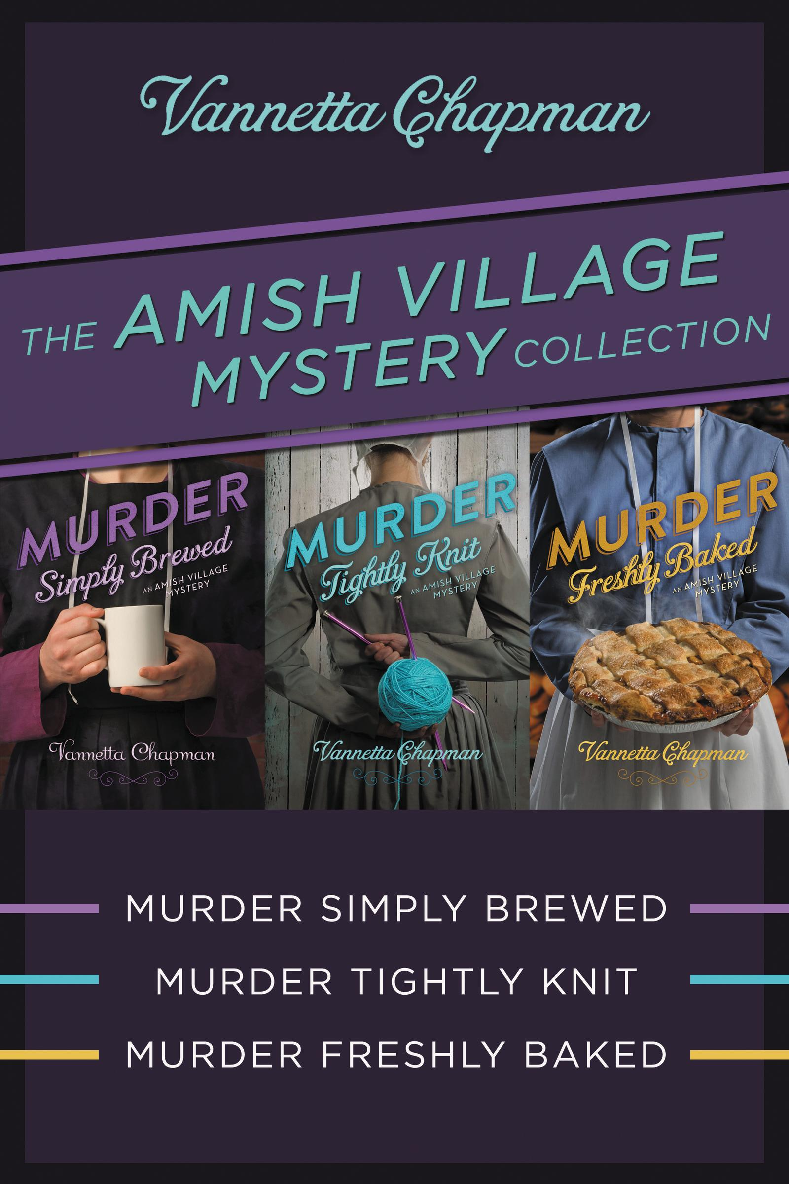 The Amish Village Mystery Collection