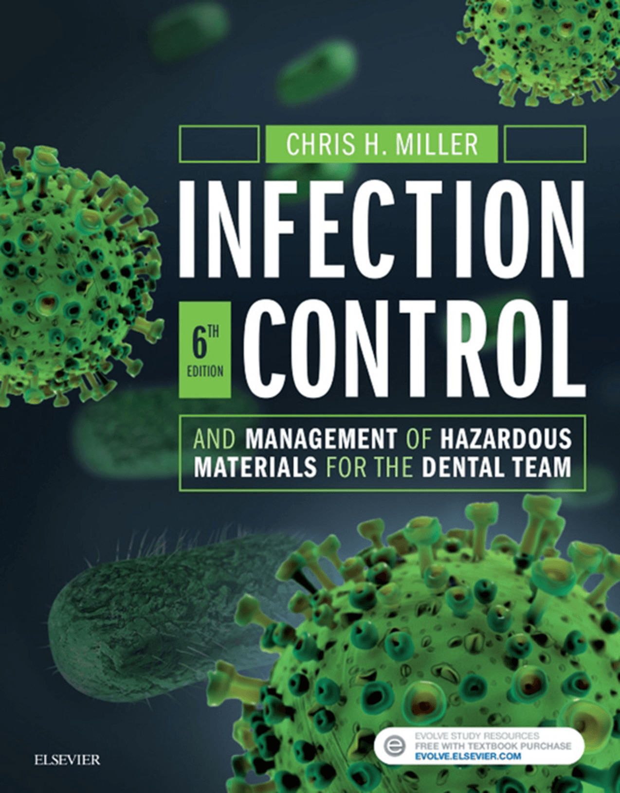 Infection Control And Management Of Hazardous Materials For The Dental Team   Ebook