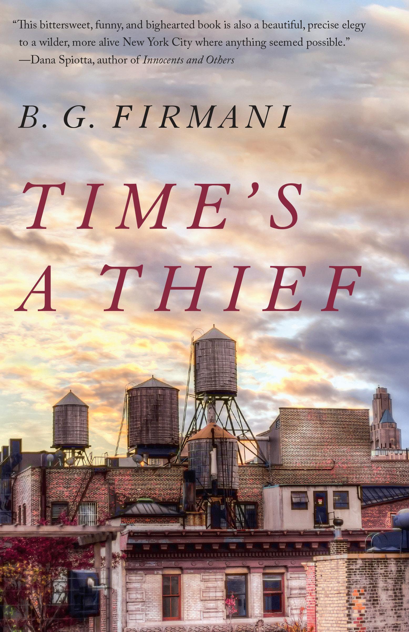 Time's a Thief