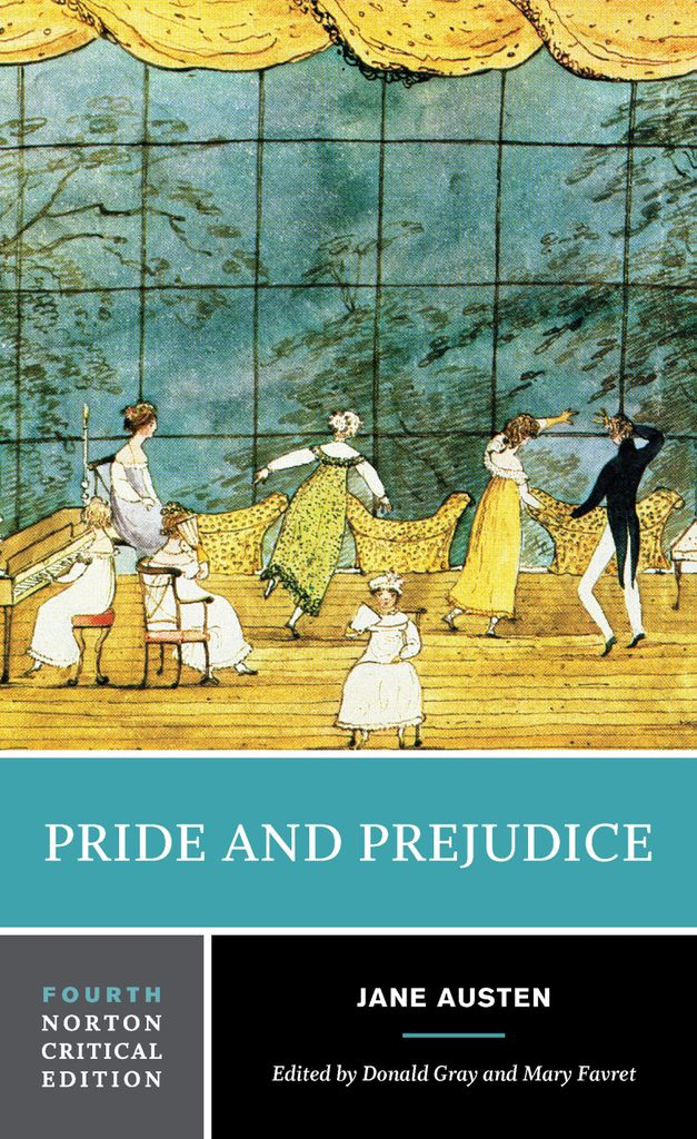 deconstruction criticism and pride and prejudice Report abuse transcript of critical reception of pride and prejudice in 1848, 41 years after austen's death, charlotte brontë picked up pride and prejudice on the recommendation of friend and literary critic george henry lewes, brontë, wasn't shy about coming forward with her criticism.
