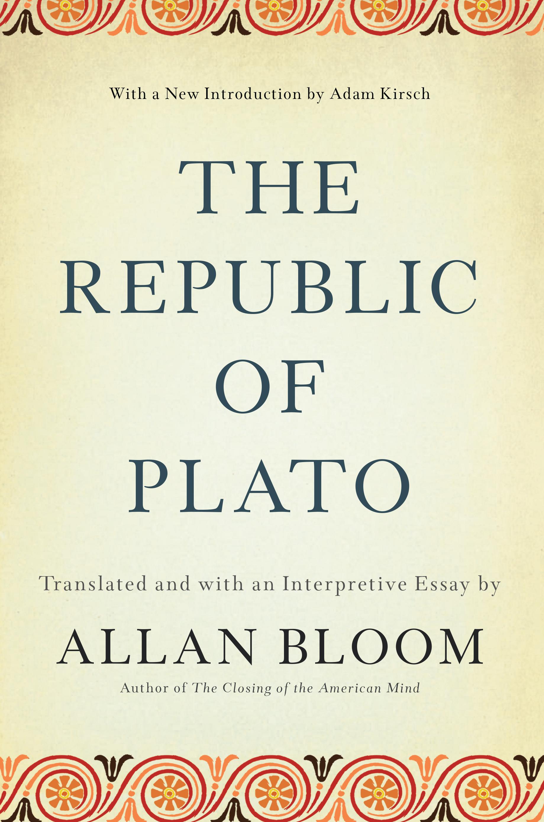 plato and the republic essay