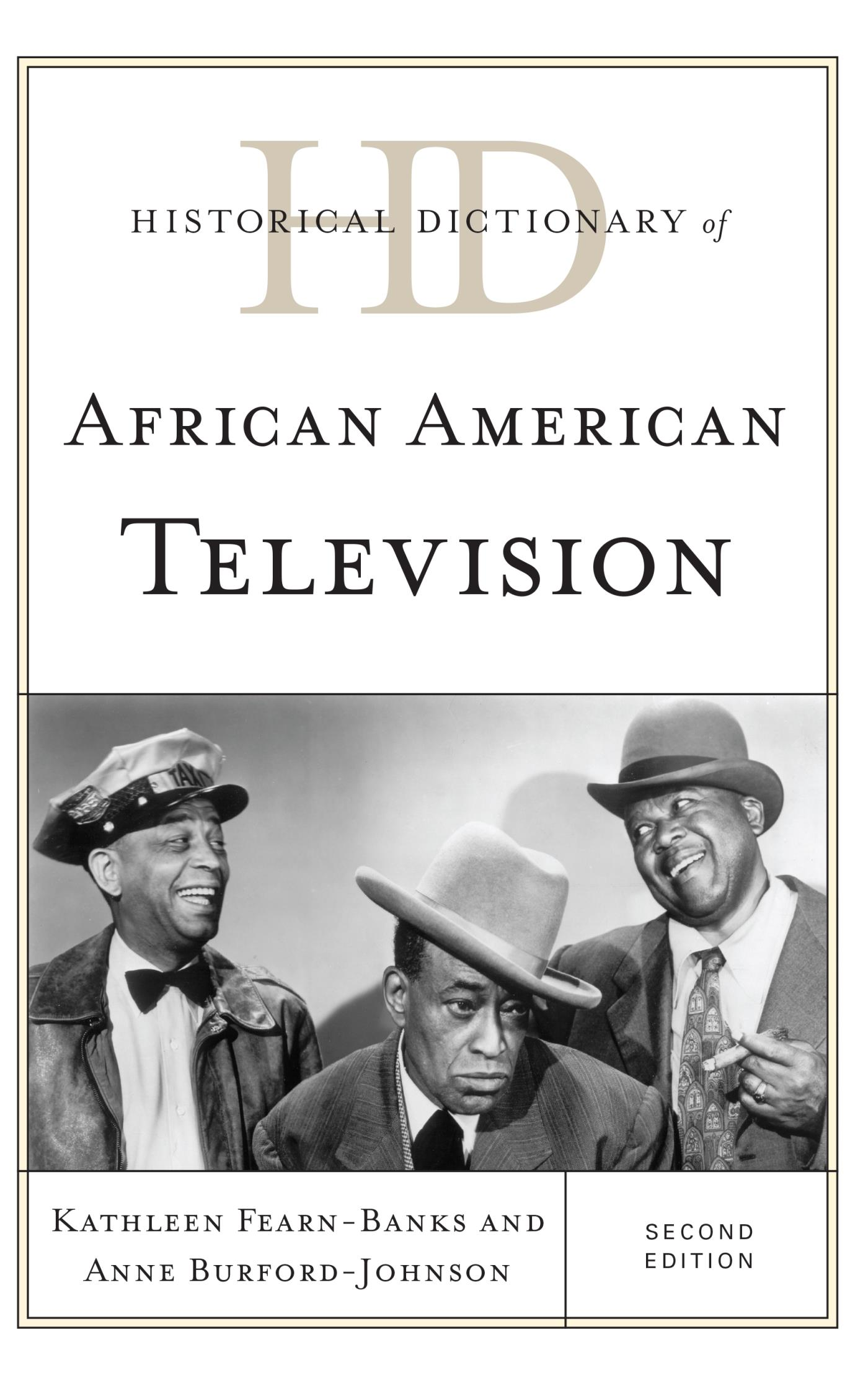 Historical Dictionary of African American Television