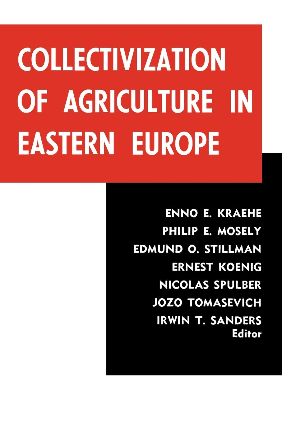 collectivisation of agriculture