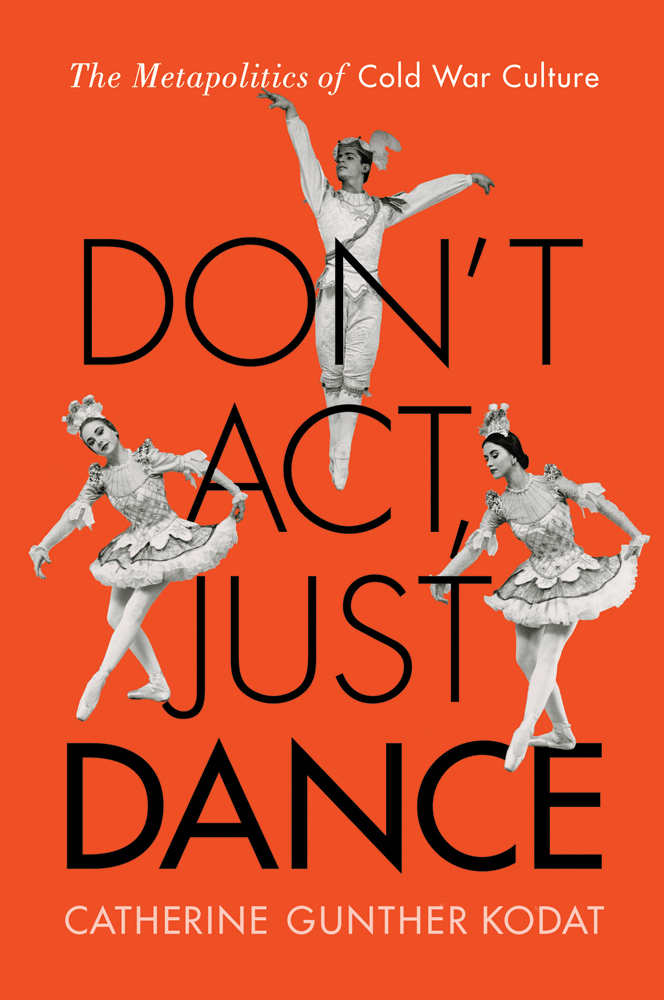 Don't Act, Just Dance