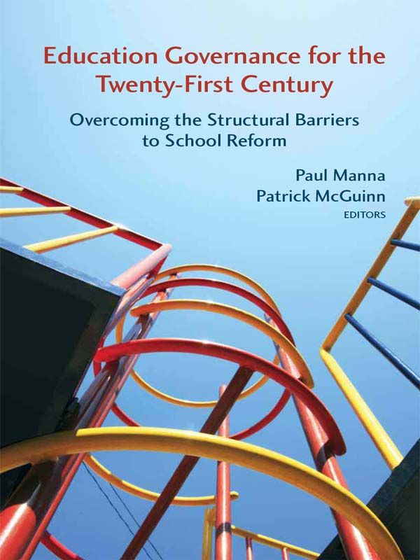 Education Governance for the Twenty-First Century