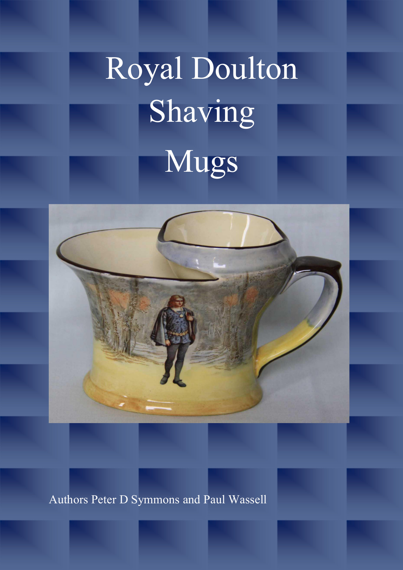 Royal Doulton Shaving Mugs