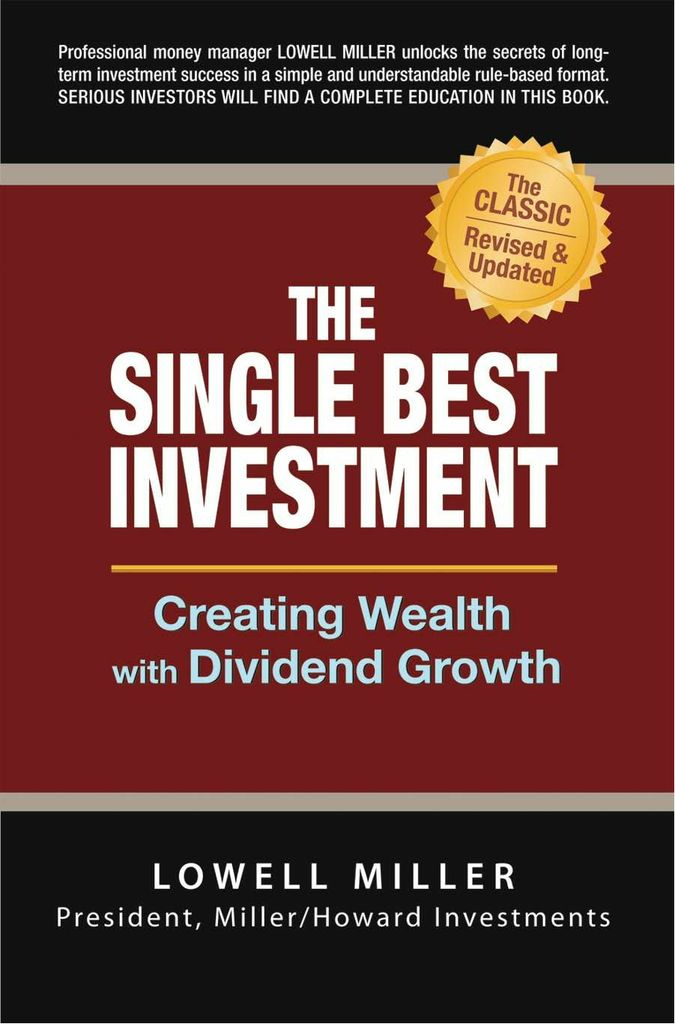 The Single Best Investment
