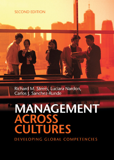 managing across cultures assignment Managing across cultures and comparative management participating within a multicultural student body offers important opportunities to learn about.