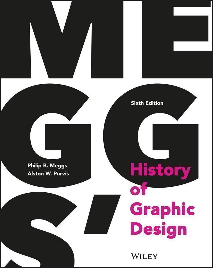 Chemeketa bookstore meggs history of graphic design fandeluxe Choice Image