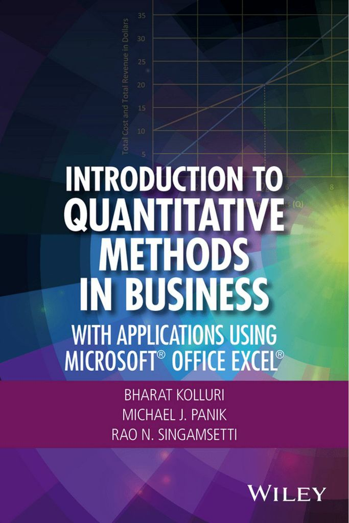 quantitative methods for business cha 2introduction to View test prep - solution manual for quantitative methods for business 13th edition by anderson 2 from test bank 132 at devry university, new york for more of this course and any other courses, test.