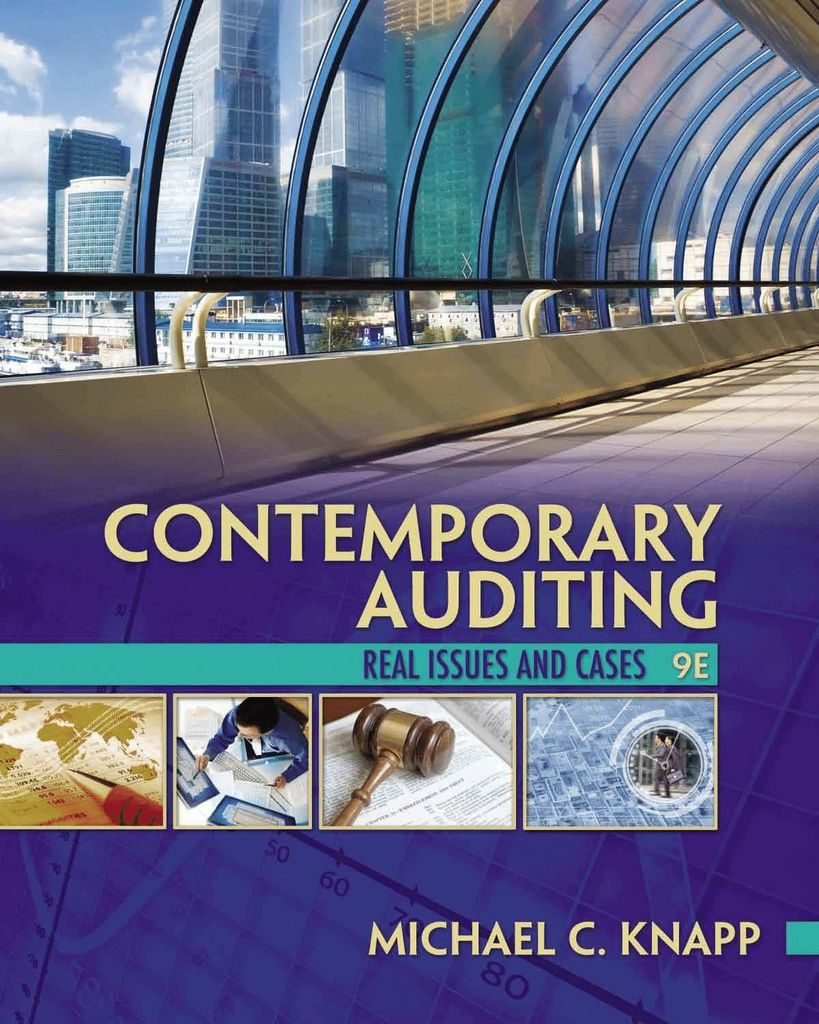 contemporary auditing by knapp