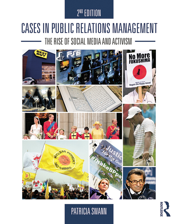 Cases in Public Relations Management