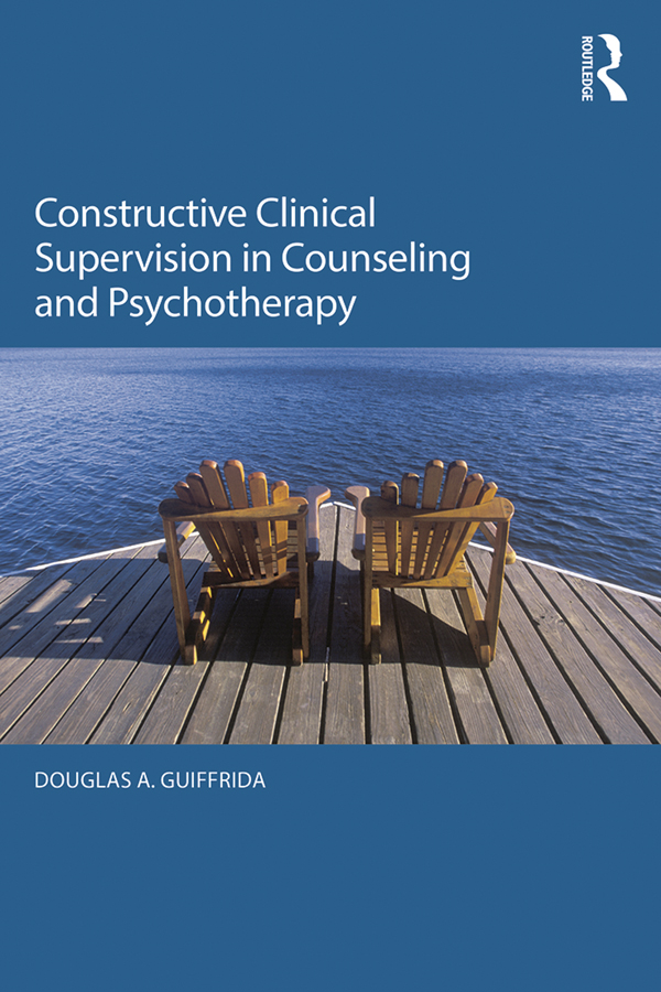 supervision in counselling Journal of mental health counseling volume 26/number 4/october 2004/pages 361-373 getting the most out of clinical supervision: strategies for mental health.