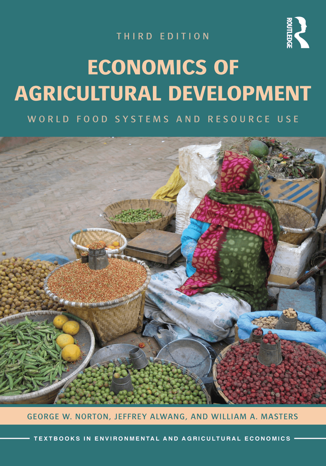 principles of agricultural economics Downloadable (with restrictions) no abstract is available for this item.