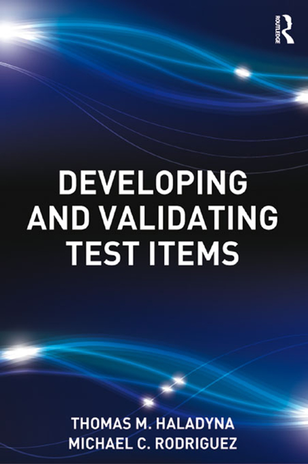 development and validation of reading test