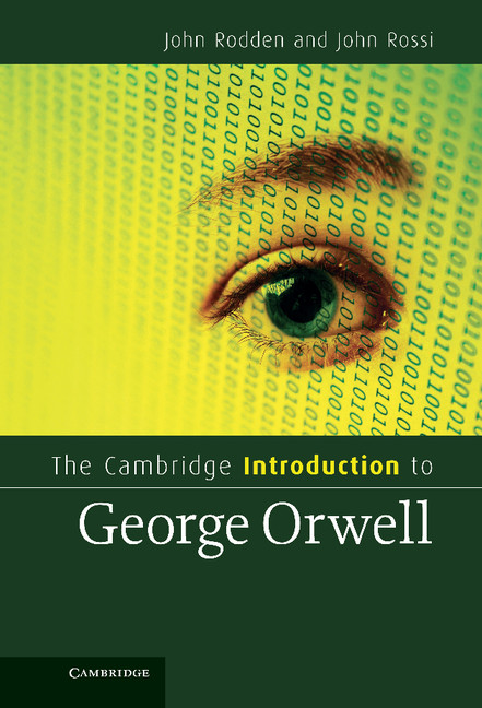 a biography and life work of george orwell an english novelist and author