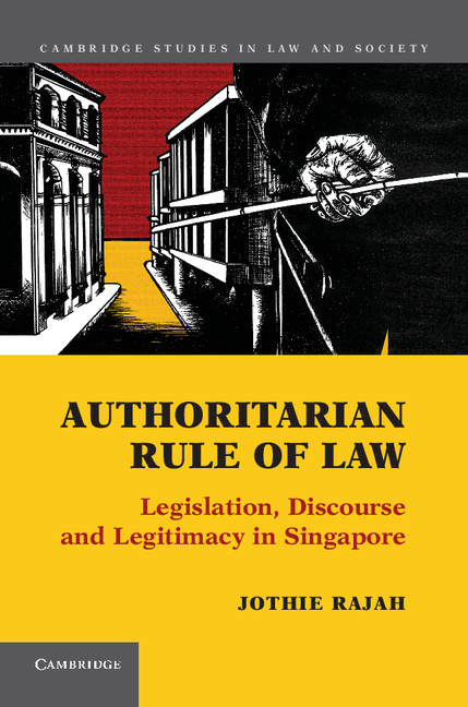 rule of law in singapore