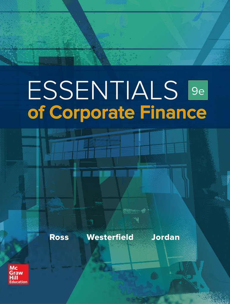 EBOOK ONLINE ACCESS FOR ESSENTIALS OF CORPORATE FINANCE