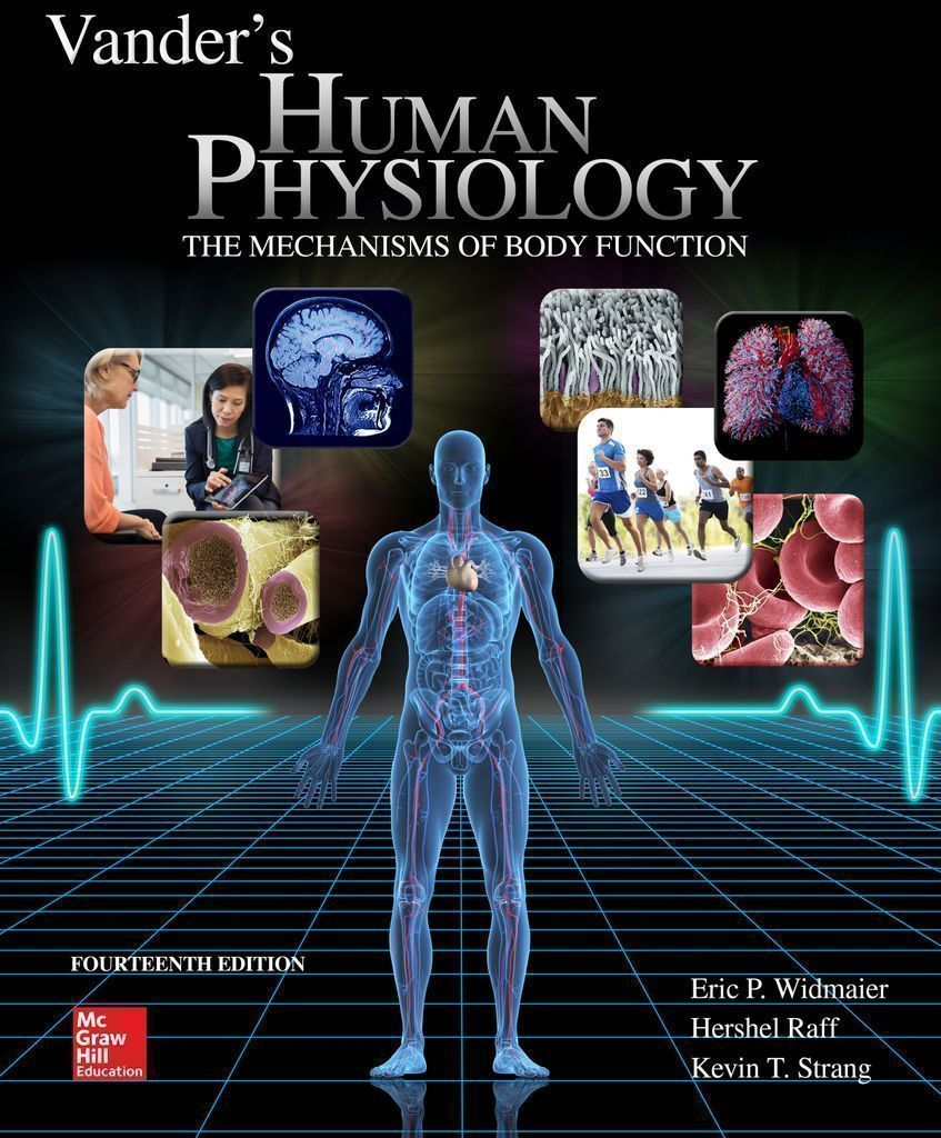 eBook Online Access for Vander's Human Physiology