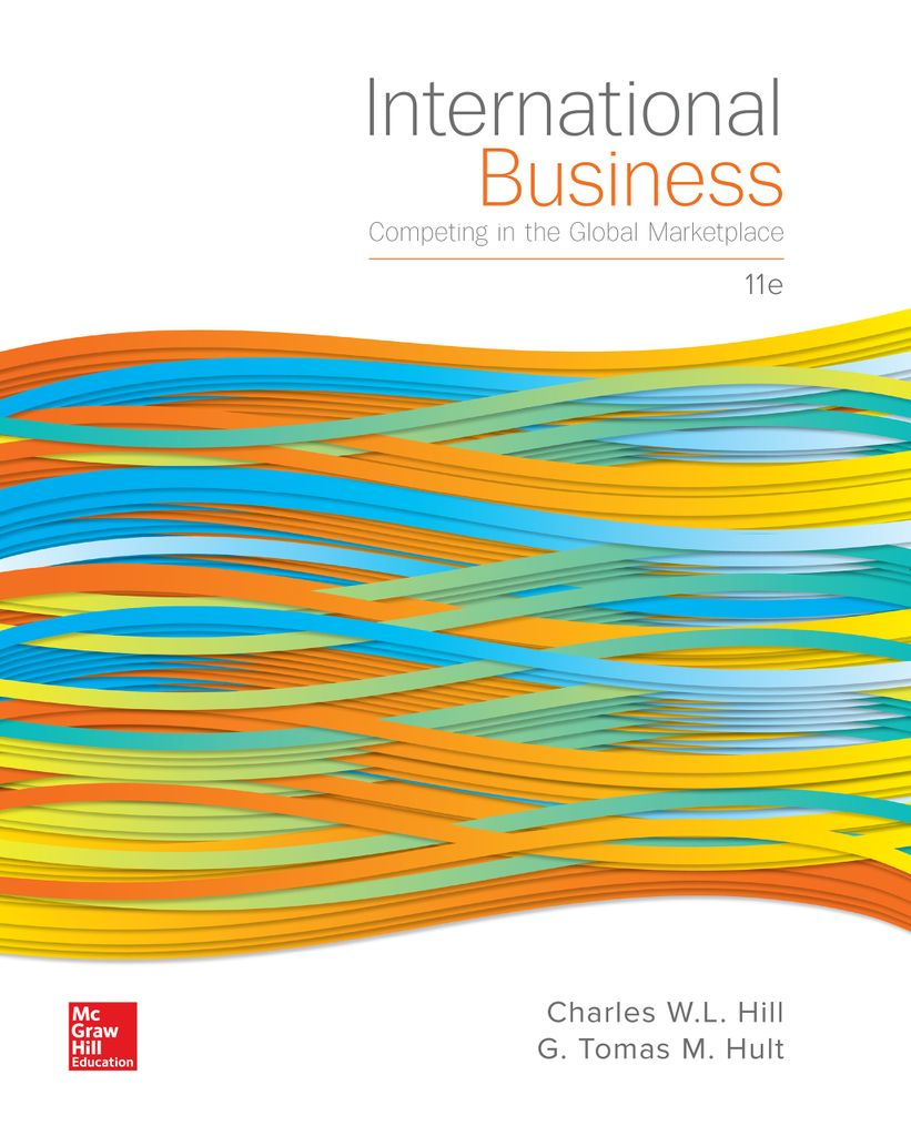 international business competing in the global marketplace mcgraw hill