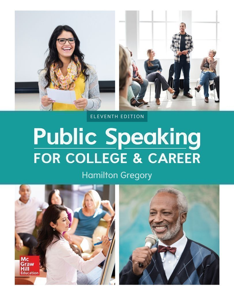 Public Speaking for College and Career