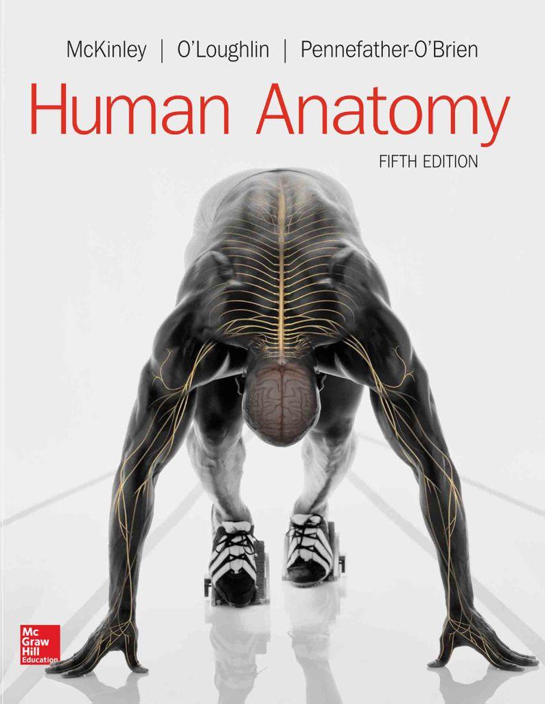 Human Anatomy 9781259285271 9781259923951 Delta College Bookstore
