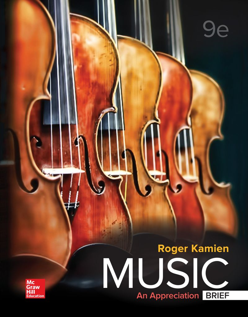 Music an appreciation brief edition 9781259870545 9781259966217 ebook features fandeluxe Choice Image