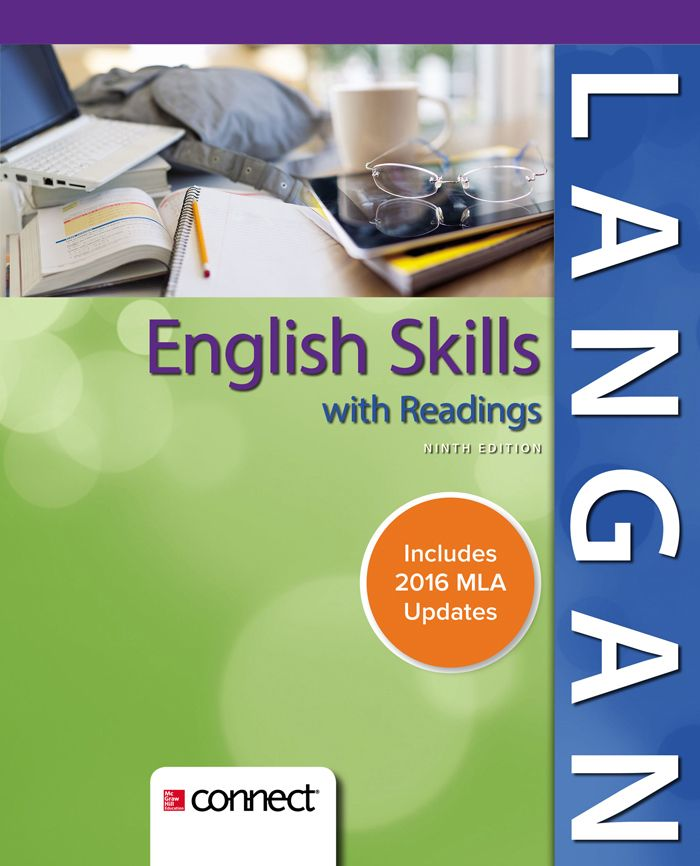 English Skills with Readings MLA 2016 Update
