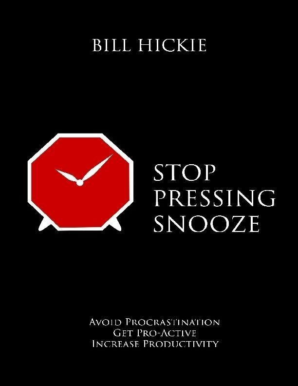 Stop Pressing Snooze
