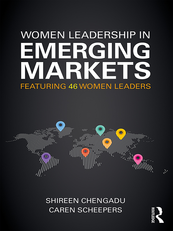 women business leader in an emerging