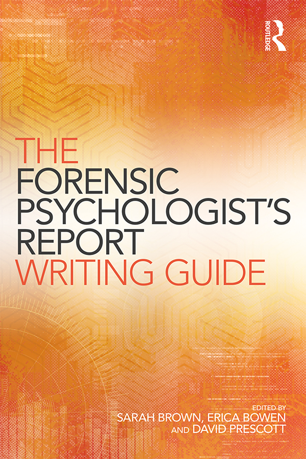 forensic psychology an interesting and critical view to a crime