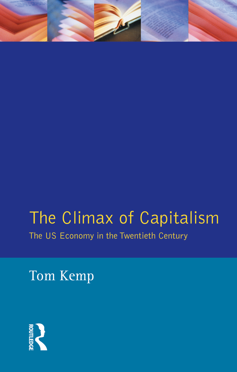The Climax of Capitalism