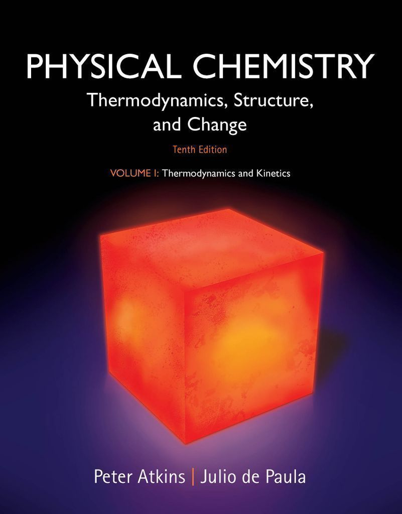 Physical Chemistry, Volume 1