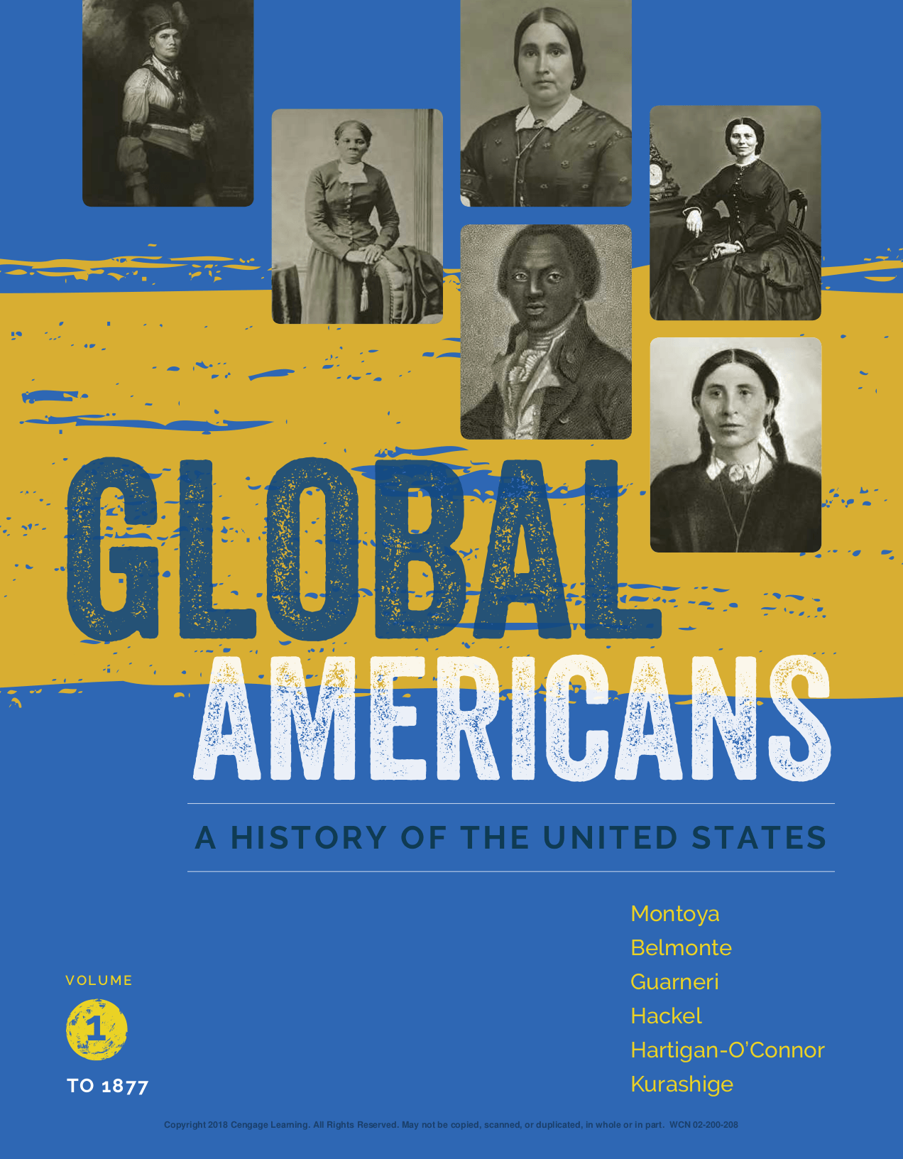 Global Americans, Volume 1