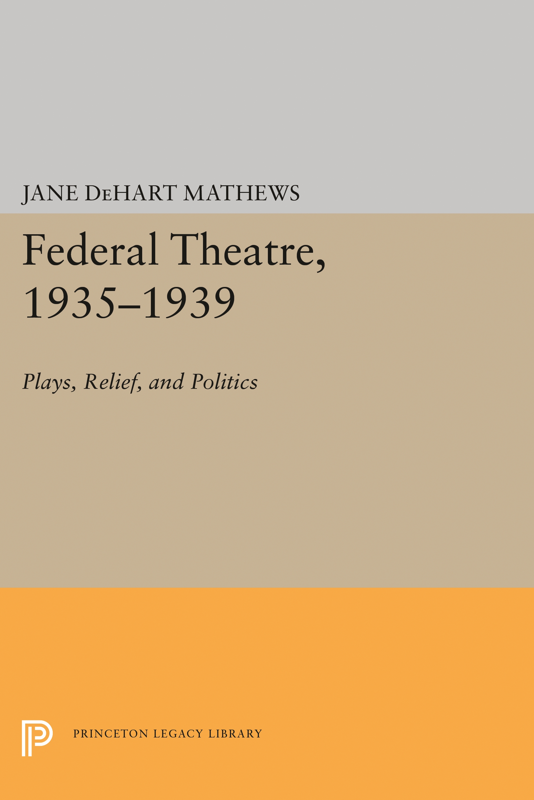 the federal theater project essay Presents a lesson plan constructed around materials found in the user's guide to the federal project the federal theater project produced radical and populist plays during the great depression before being de-funded by a conservative congress.