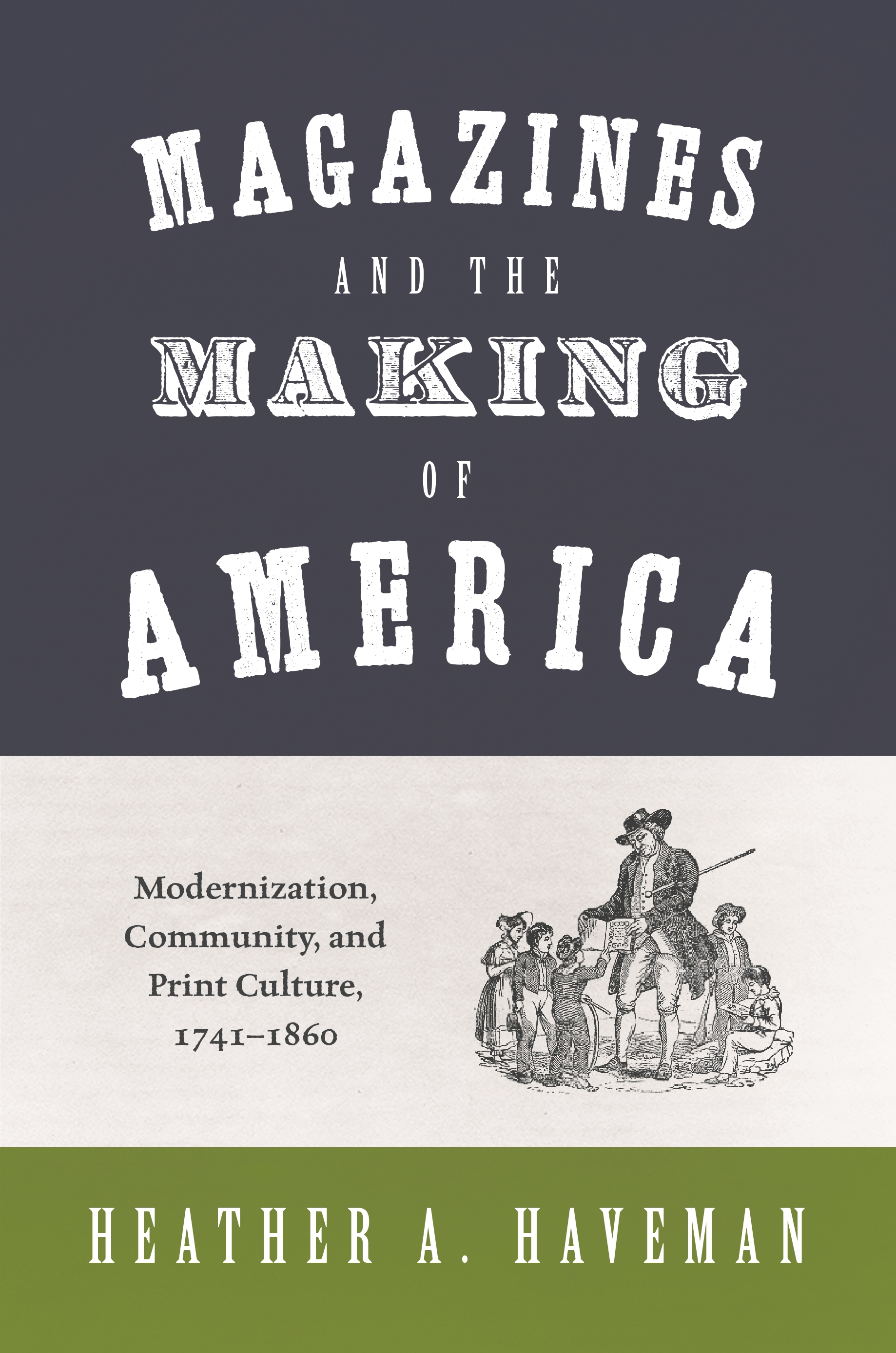 the making of america essay