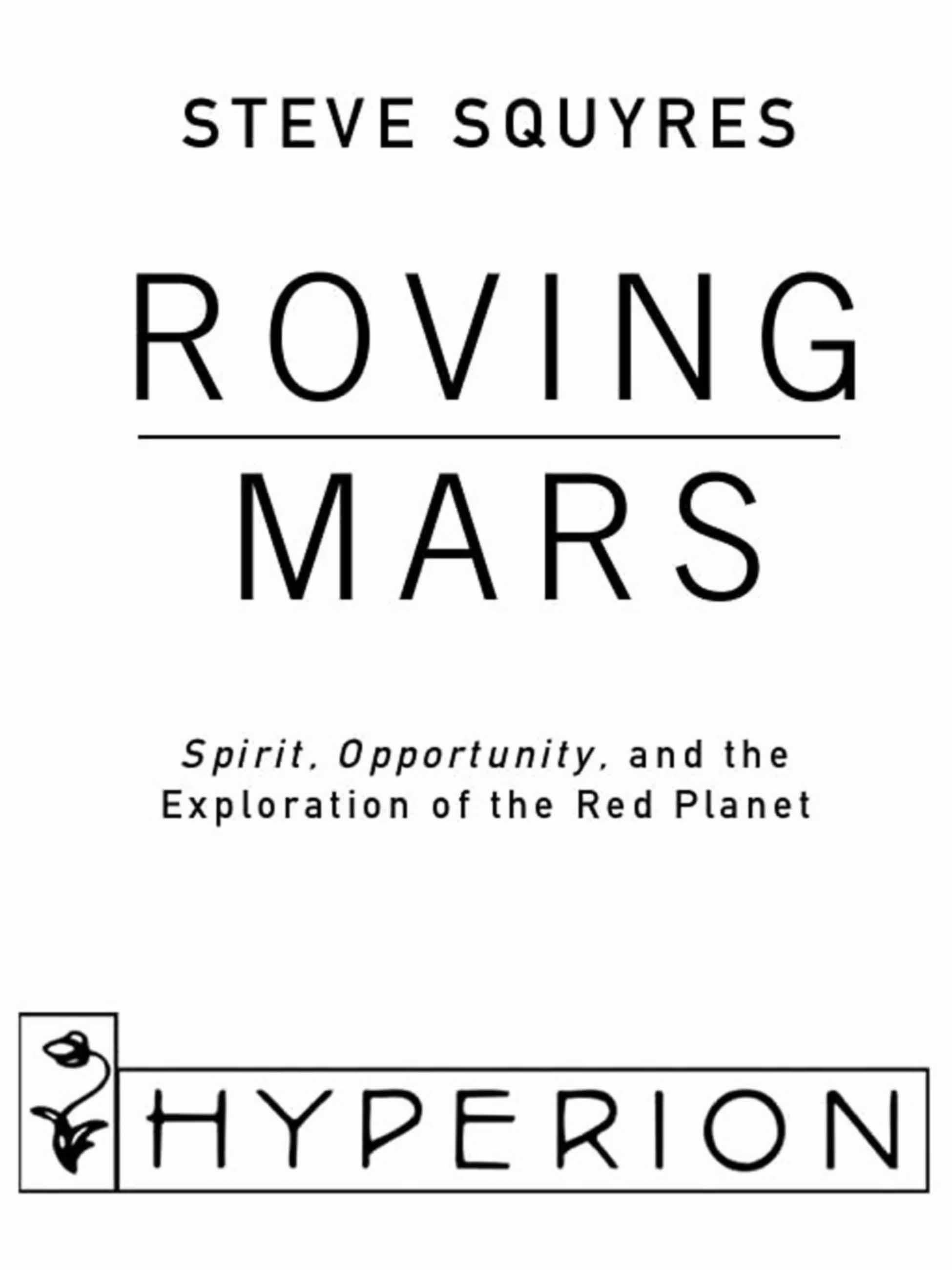 Roving Mars