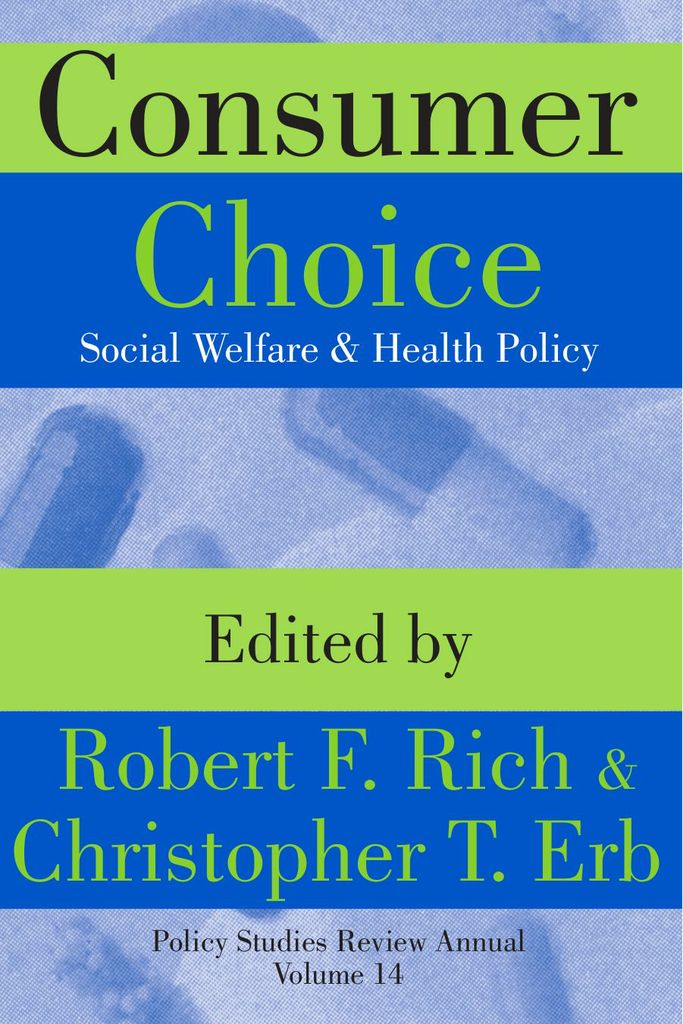 consumer society and choice